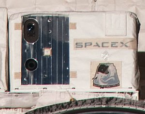 SpaceX Dragon - The DragonEye system on Space Shuttle ''Discovery'' during STS-133