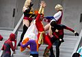 Dragon Con 2013 - JLA vs Avengers Shoot (9687139657).jpg