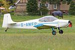 Druine D.62B Condor 'G-AWFP' (32251294764).jpg