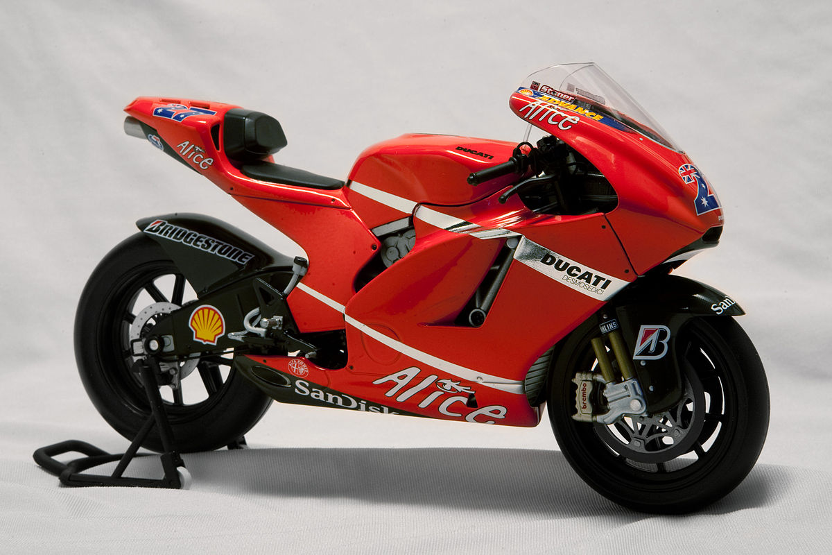 Ducati  Desmo Supersport