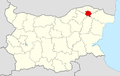 Dulovo Municipality Within Bulgaria.png