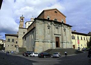 Roman Catholic Diocese of Città di Castello - Città di Castello Cathedral