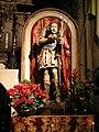 Duomo di fidenza, interno, statua di san donnino 01.JPG
