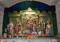 Durga Family - Durga Puja Pandal - Singhi Park - Dover Lane - Kolkata 2015-10-21 6208-6210.tif
