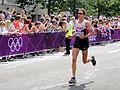 Dylan Wykes (Canada) - London 2012 Men's Marathon.jpg