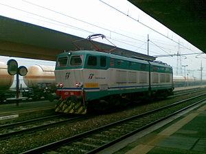 FS Class E.656 - E.655.166 Trenitalia Cargo