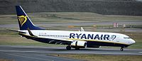 EI-FTV - B738 - Ryanair