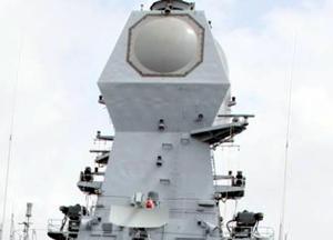 EL/M-2248 MF-STAR - EL/M-2248 MF-STAR onboard a ''Kolkata'' class destroyer of the Indian Navy