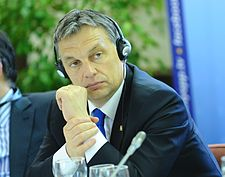 EPP Summit March 2011 Viktor Orbán.jpg