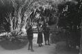 ETH-BIB-Gruppe in einem Garten zwischen Tunis und Algier-Nordafrikaflug 1932-LBS MH02-13-0080.tif