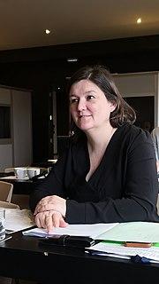 Cindy Franssen Flemish politician