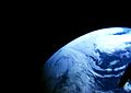 Earth from NASA's Orion spacecraft.jpg