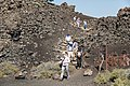 Eclipse weekend in Craters of the Moon - North Crater Flow Trail area (36899864092) (2).jpg