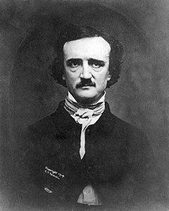 Edgar Allan Poe na daguerrotypii