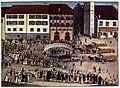 Edinger Ravensburg Einzug der Erntewagen 1817.jpg