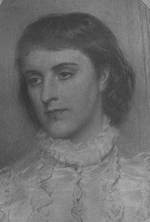 Thomas Peers Williams - Edith Peers-Williams, later Countess of Aylesford