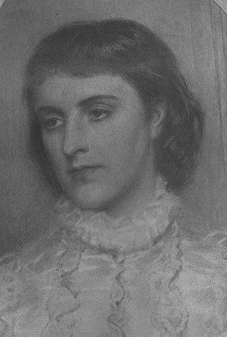 Thomas Peers Williams - Edith Peers-Williams, later Countess of Aylesford