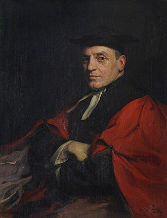 Bishop of Derby - Image: Edmund Pearce by Laszlo