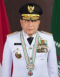 Edy Rahmayadi, Gubernur Sumatra Utara.jpg