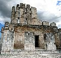 Edzna Mexico- Main tempel.jpg