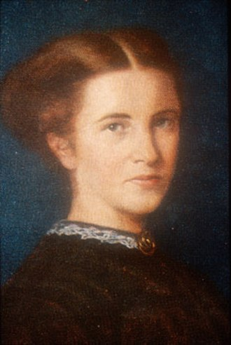 Elizabeth Garrett Anderson - A portrait of Garrett in the 1860s