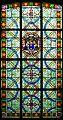 Eglise Saint-Samson, Saint-Samson sur Rance, Côtes d'Armor, France, baie 6, blason évêque IMGP0134.jpg