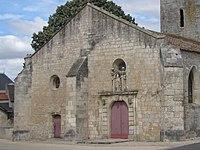 Eglise de Nalliers..JPG
