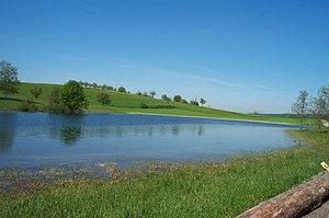 Dinkelberg - The Eichener See