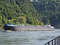 Eiltank 44 (ship, 2005) ENI 04804180 on the Rhine at the Loreley pic2.JPG