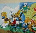 Eine so schöne Asterix-Wand hätte ich auch gerne. - panoramio.jpg