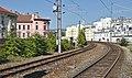 Eisenbahnstrecke, Wiener Vorortelinie - Teilbereich Ottakring mit Station Ottakring (74518) DSC00369.jpg