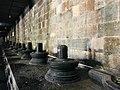 Ekambareswarar Temple Kanchipuram Tamil Nadu - lingam row 1.jpg