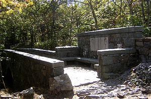 Eliot Memorial Bridge - Image: Eliot Bridge Milton MA 02