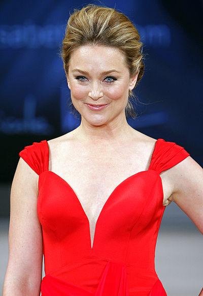 Elisabeth Rohm, German-American actress