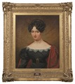 Elizabeth Seton (1804-1827), stiftsjungfru, sondotter till Alexander Baron Seton - Nationalmuseum - 179928.tif