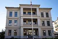 chilenske ambassaden i oslo