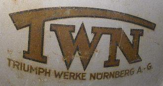 Triumph (TWN) - Image: Emblem TWN