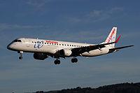 EC-LEK - E190 - Air Europa