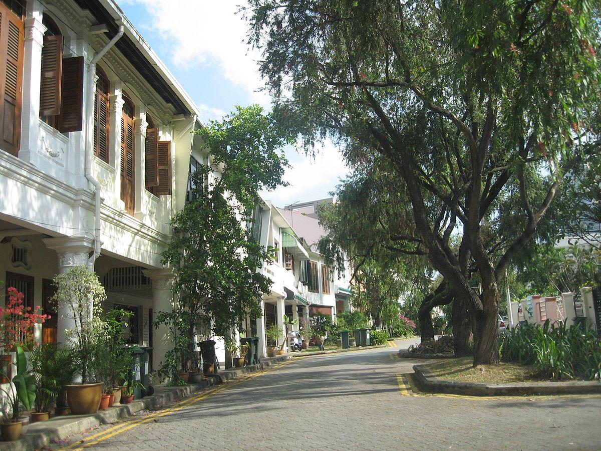 Fantasy Houses Emerald Hill Singapore Wikipedia