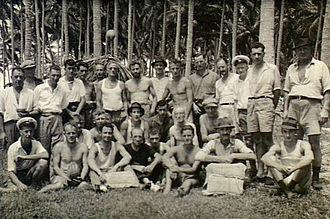 Emirau Island - Released prisoners on Emirau