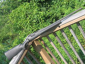 Remington Model 700 - Remington Model 700P.