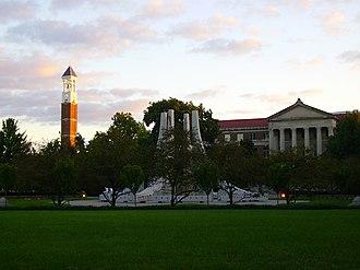 Purdue University - Purdue University Mall