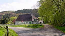 Ennepetal, Burg, Hofgebäude