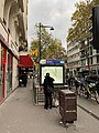 Entrée Station Métro Boulogne Jean Jaurès Boulogne Billancourt 3.jpg
