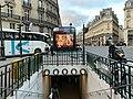 Entrée Station Métro Pyramides Paris 4.jpg