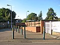 Entrance to Cantley railway station - geograph.org.uk - 1520951.jpg
