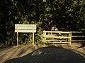 Entrance to Chalkney Wood - geograph.org.uk - 246317.jpg