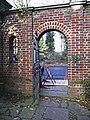 Entrance to Minchenden Oak Garden, London N14 - geograph.org.uk - 1079659.jpg