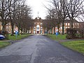 Entrance to St Swithun's School, Winchester - geograph.org.uk - 347377.jpg