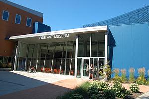 Erie Art Museum - Image: Erie Art Museum